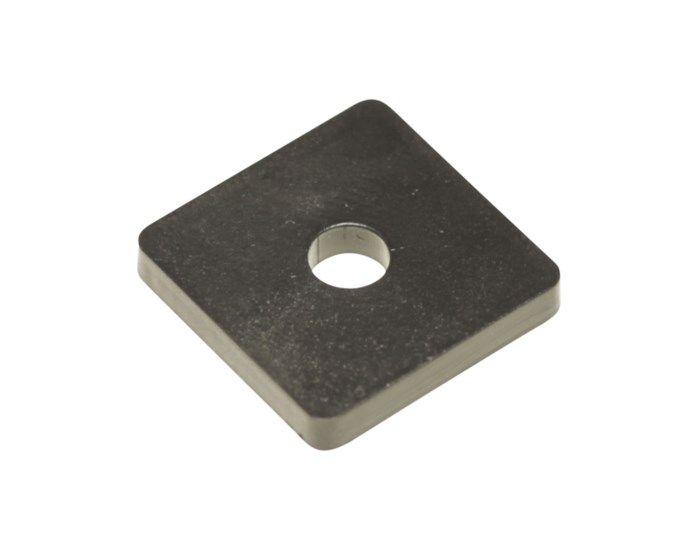 Ratrig Ändhylsa för aluminiumprofil