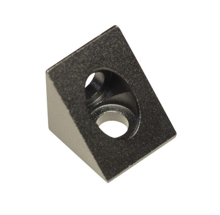 Ratrig Hörndel för aluminiumprofil 3-vägs