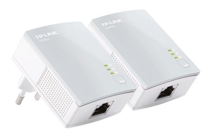 TP-link TL-PA4010KIT Homeplug 500 Mb/s, 2-pk.