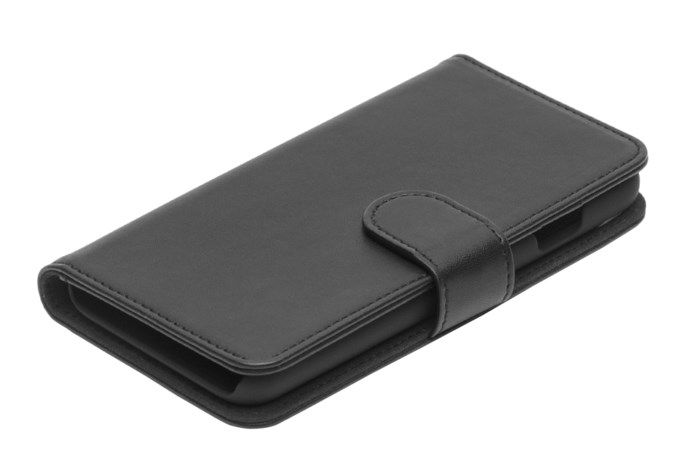 Linocell Magnetisk mobilplånbok för iPhone 7 8 och SE