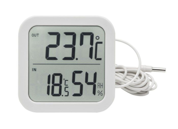 Rubicson Termometer och hygrometer
