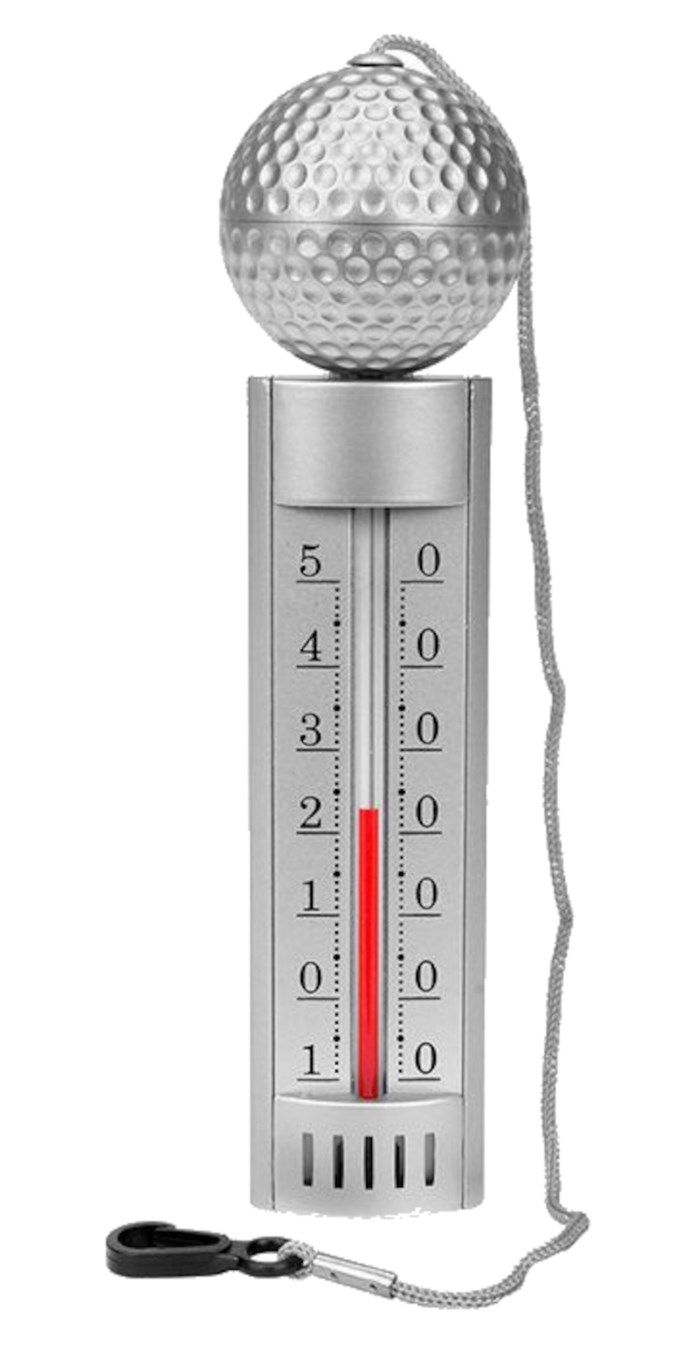 Analog pooltermometer