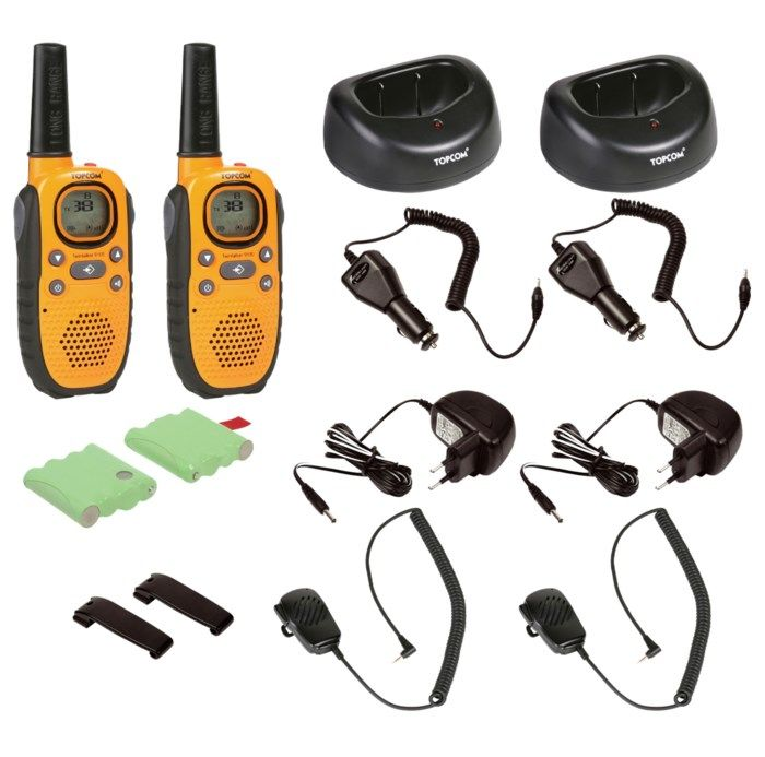 Topcom Twintalker 9100 Walkie-talkie 2-pack