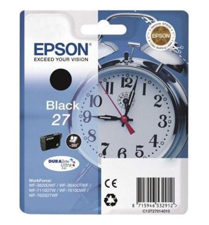 Epson T2701 Bläckpatron Svart