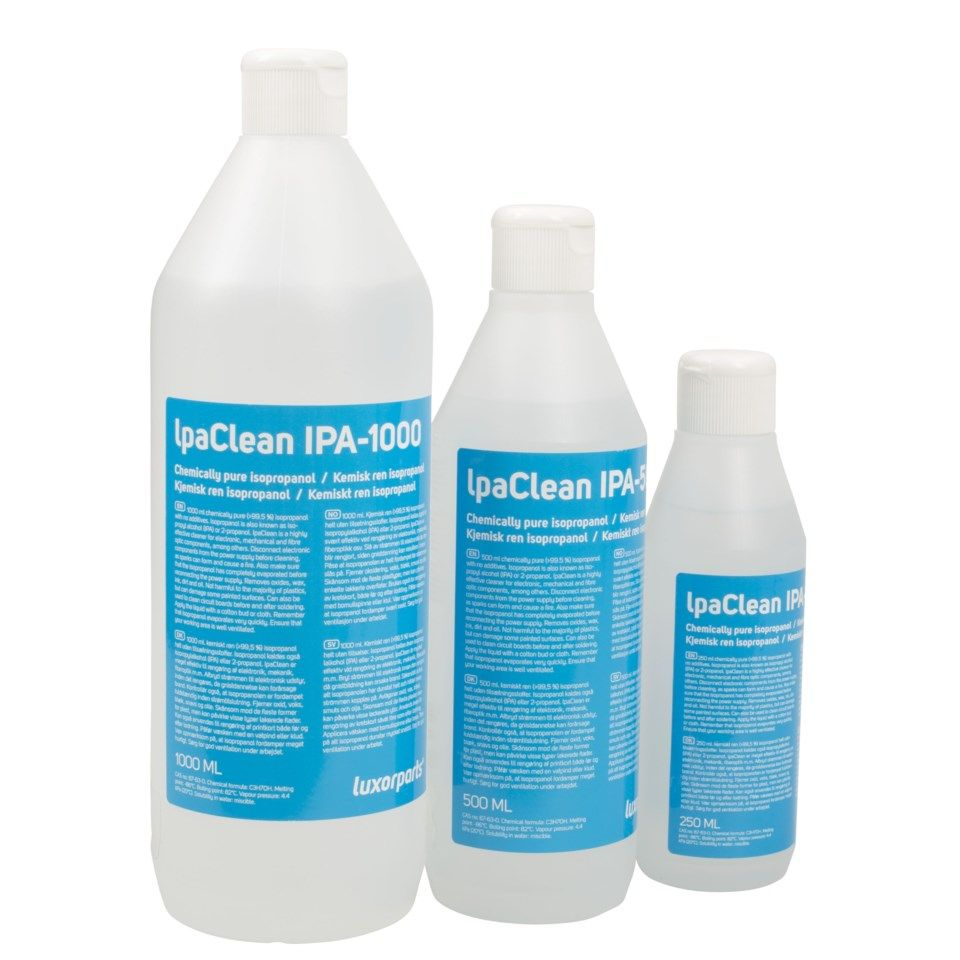 Luxorparts IpaClean isopropanol 500 ml
