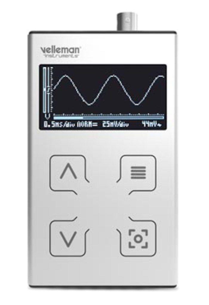Velleman HPS140mk2 Handhållet oscilloskop 10 MHz