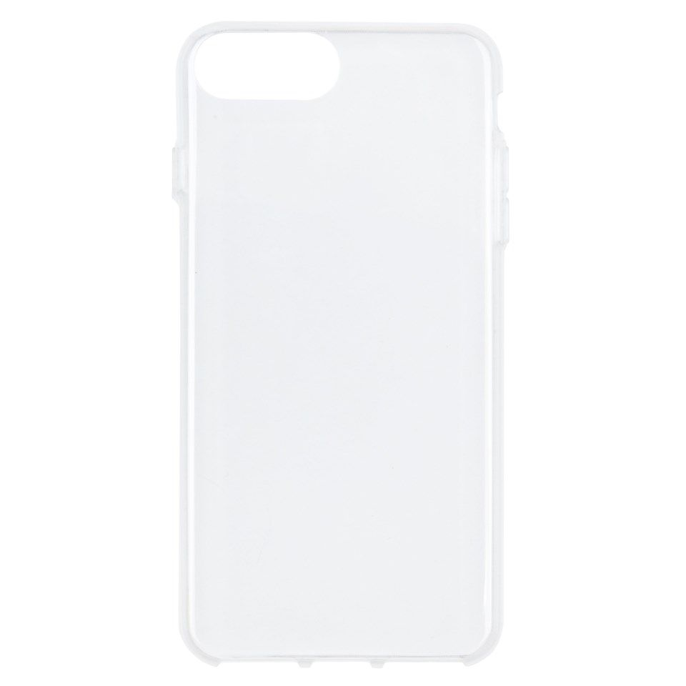 Linocell Second Skin Mobildeksel for iPhone 6, 7 og 8 Plus-serien Transparent