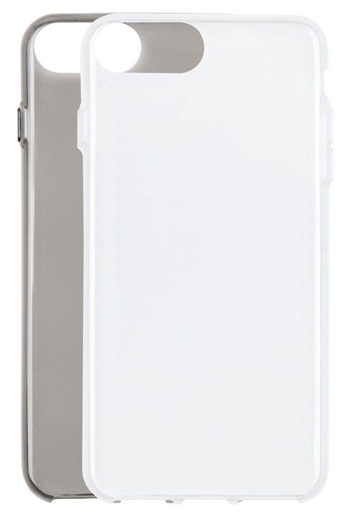 Linocell Second skin Mobilskal för iPhone 6, 7 och 8 Plus-serien Grå