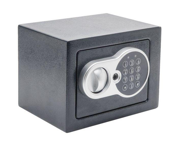 Säkerhetsskåp med kodlås 2,8 kg
