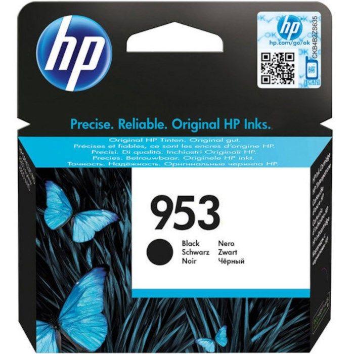HP 953 Bläckpatron Svart