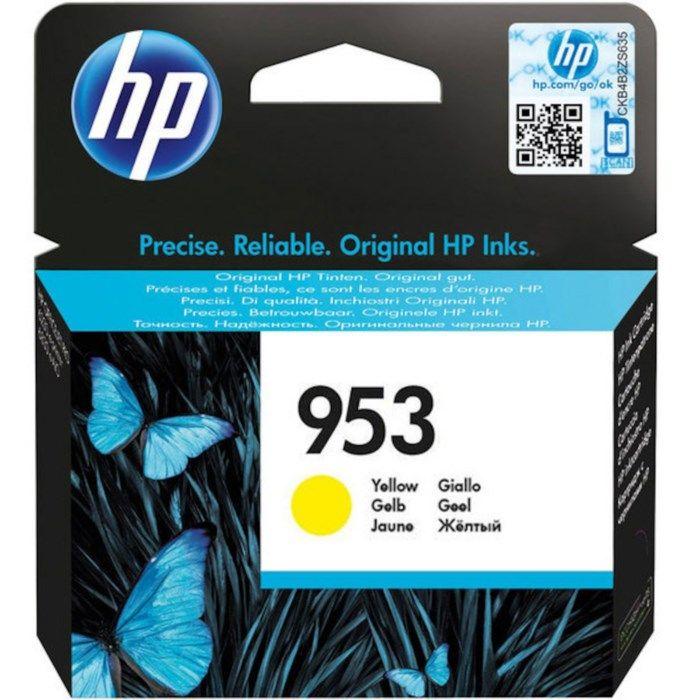 HP 953 Bläckpatron Gul