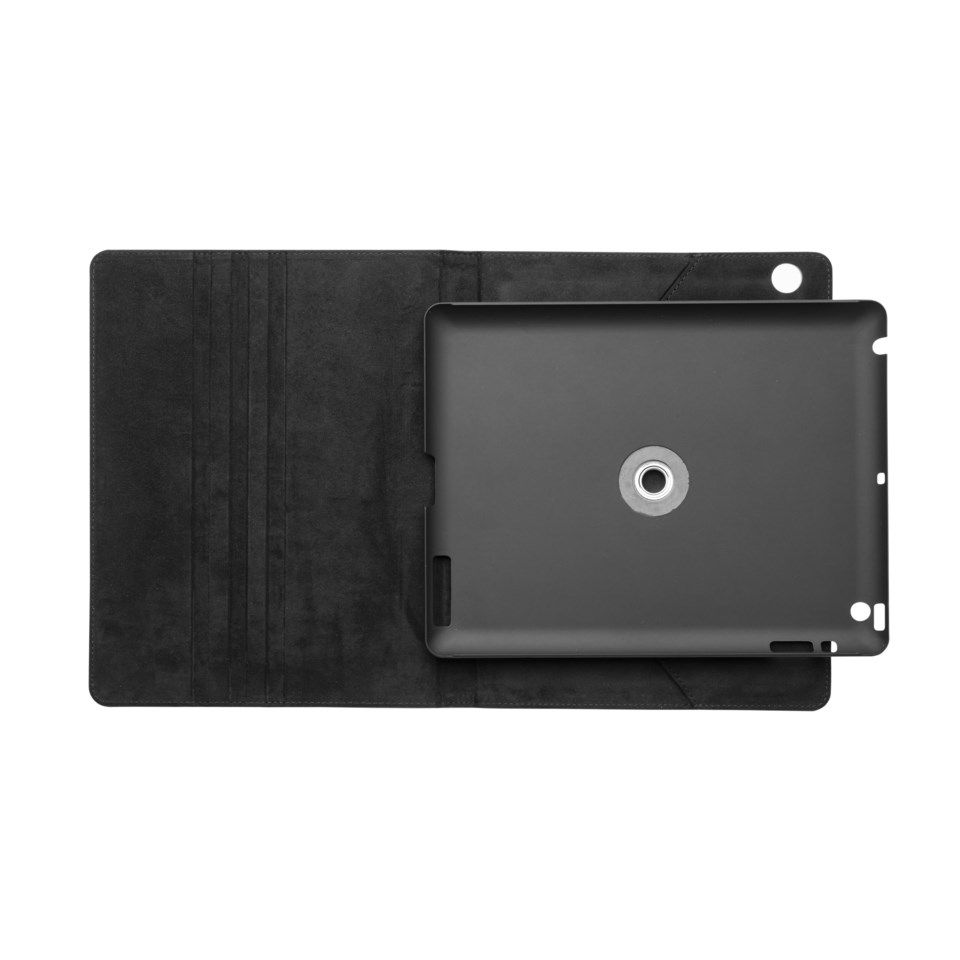 Linocell Slim Swivel Etui for iPad 2, 3 og 4