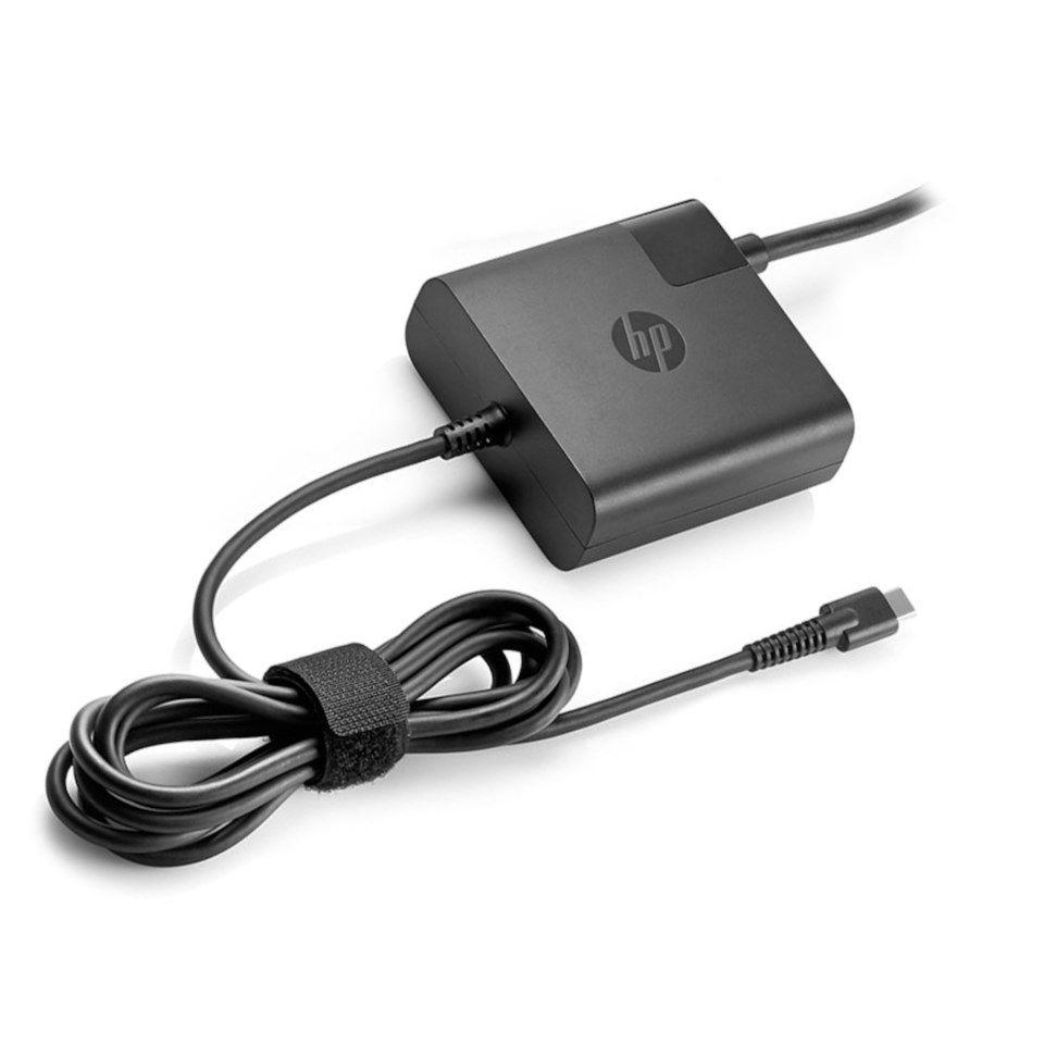 HP USB C PD laddare 65 W