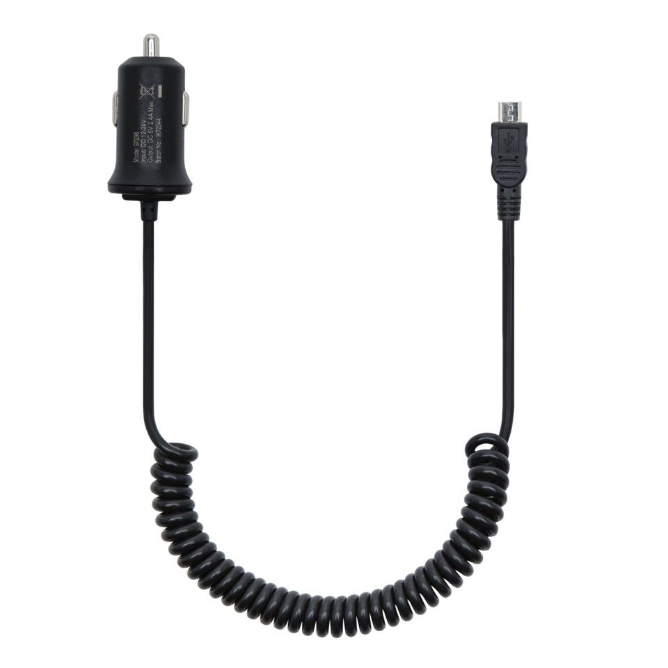 Linocell USB-billaddare 2,4 A