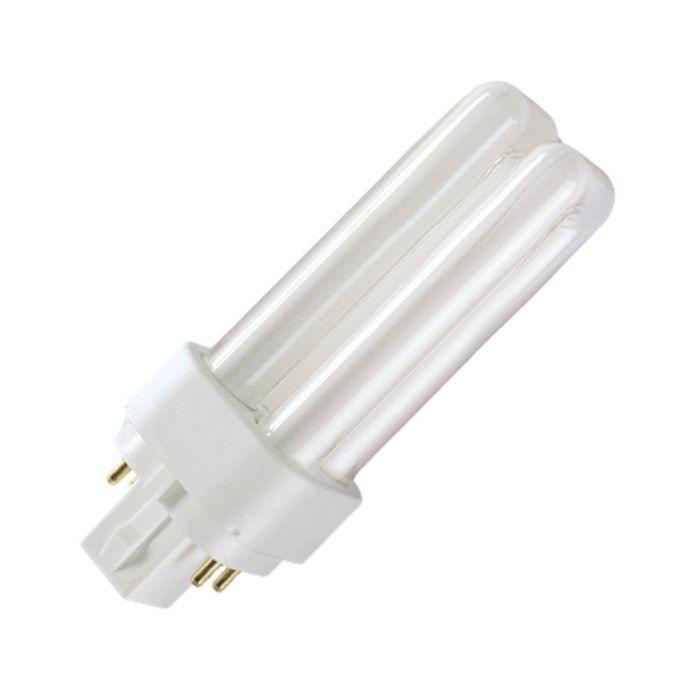 Kompaktlysrör G24q 900 lm