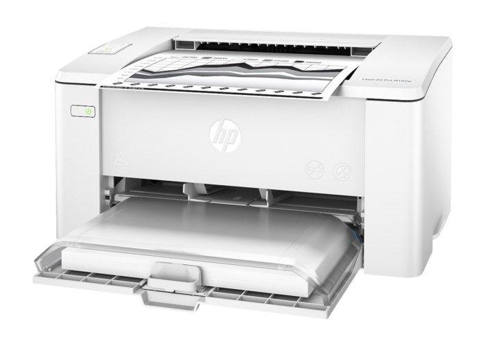 HP Laserjet Pro M102w Laserskrivare
