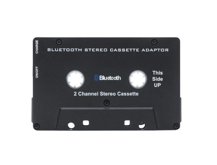Linocell Kassettadapter med Bluetooth