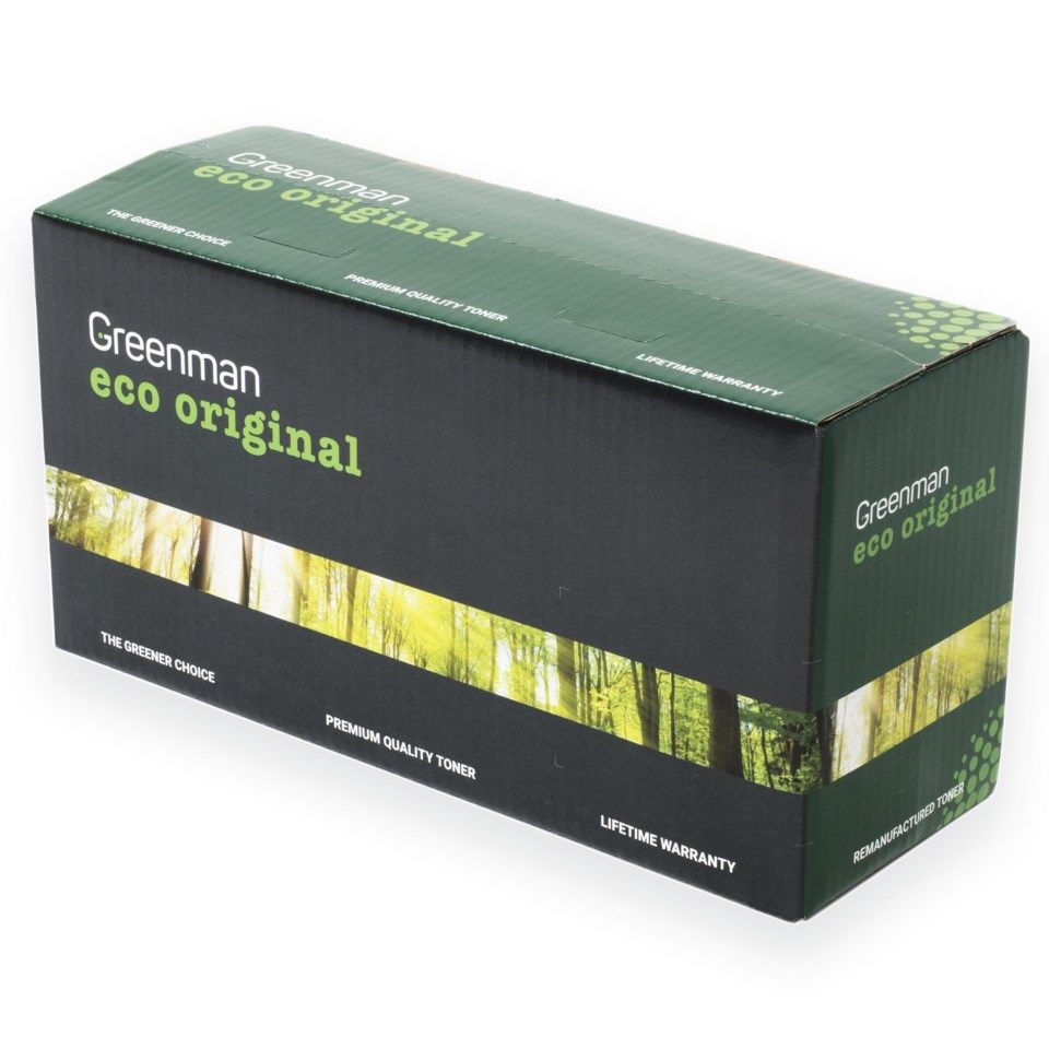 Greenman Toner av typen Brother TN-2320 Svart