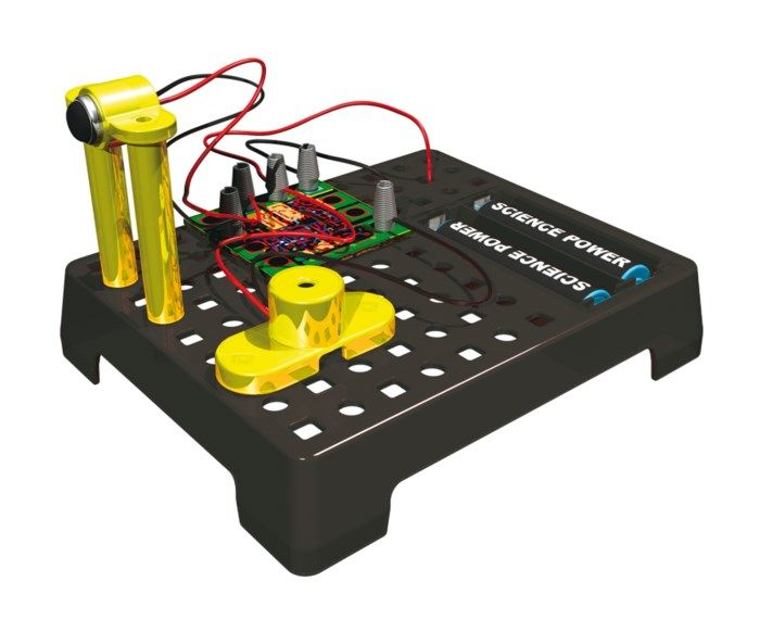 Alga Science Motion Sensor Rörelsesensor