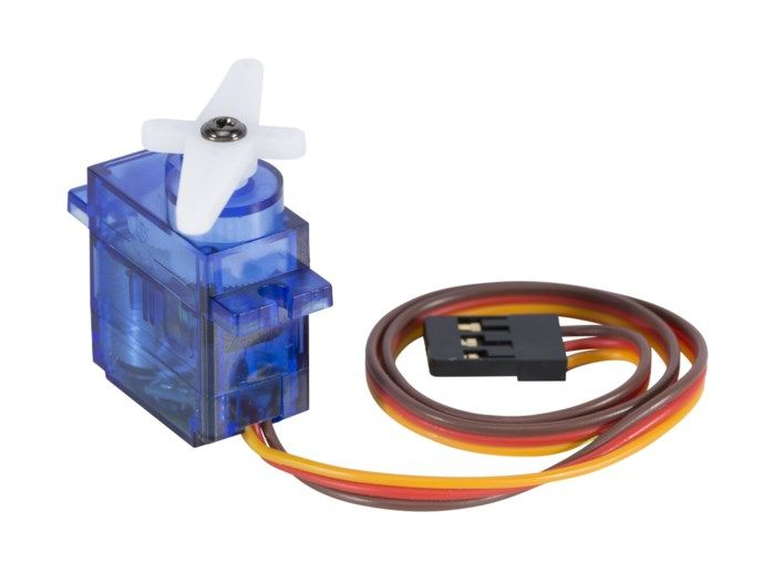 Luxorparts SG90 Micro-servo 1-pack