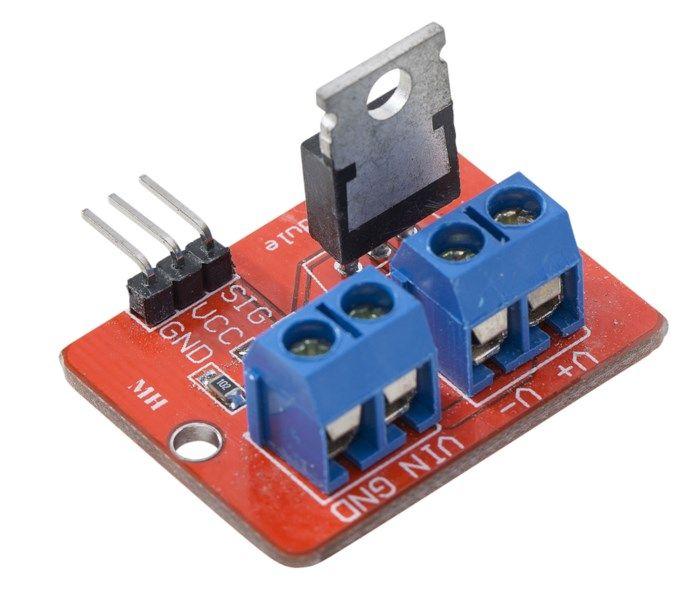 Luxorparts Mosfet-modul för Arduino