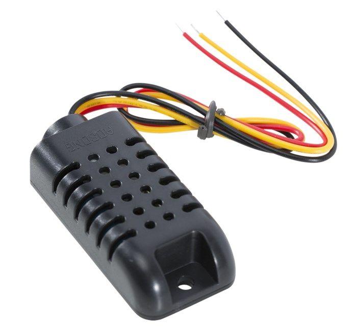 Luxorparts Temperatur- och luftfuktighetssensor för Arduino
