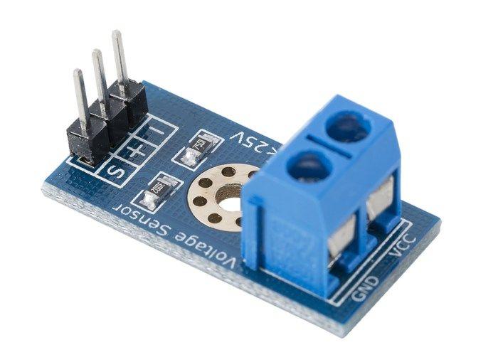 Luxorparts Spänningssensor för Arduino