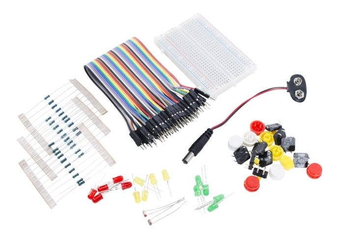 Luxorparts Basic Start-kit för Arduino