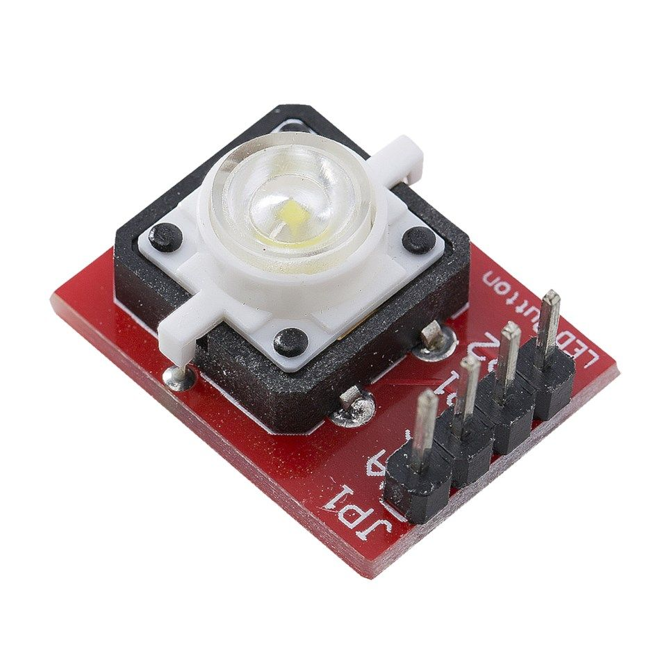 Luxorparts Switchmodul med LED for Arduino
