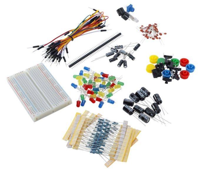 Luxorparts Start-kit för Arduino
