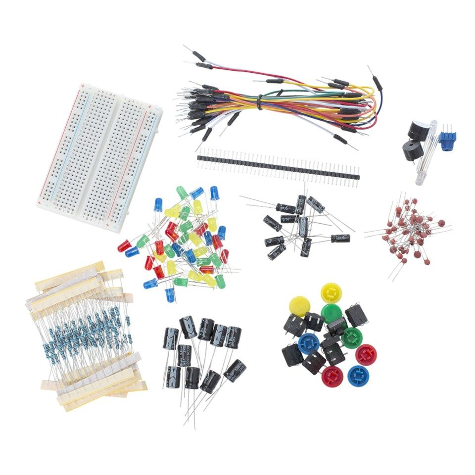 Luxorparts Start-kit för Arduino