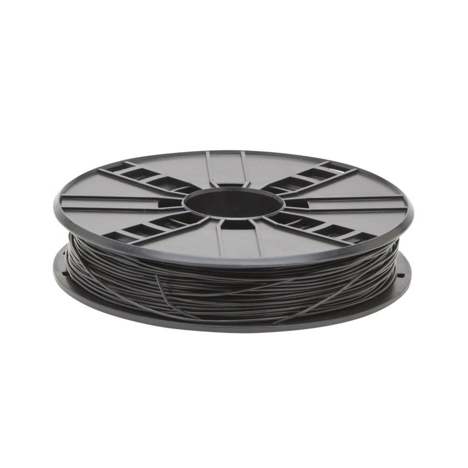 Luxorparts Fleksibelt filament for 3D-skriver 1,75 mm Svart