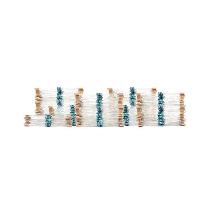 Playknowlogy Sortiment med resistorer 2600-pack