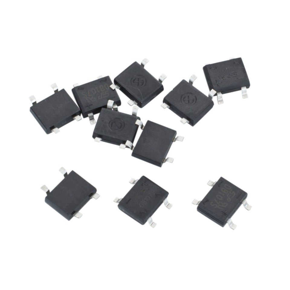 Luxorparts Likeretterbro SMD 1 A 10-pk.