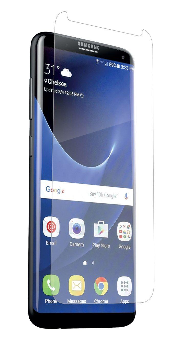 Invisible Shield HD Dry Skärmskydd för Galaxy S8 Plus