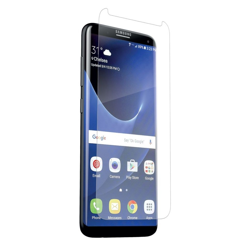 Invisible Shield HD Dry Skjermbeskytter for Galaxy S8 Plus