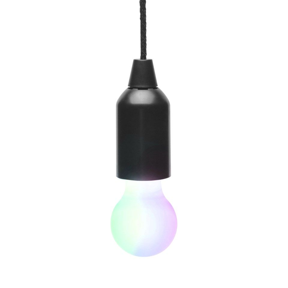 Ledsavers Batteridriven LED-lampa RGB