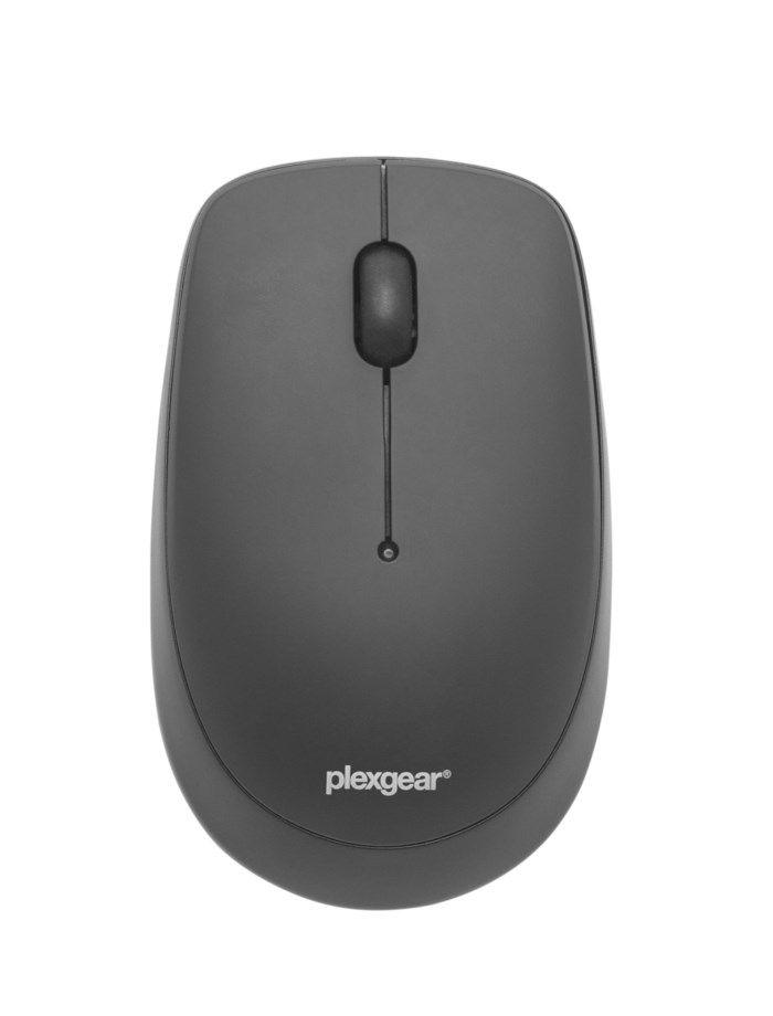 Plexgear Trådlös mellanstor Bluetooth-mus