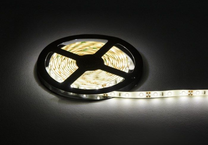 Ledsavers LED-list Vit 5 m
