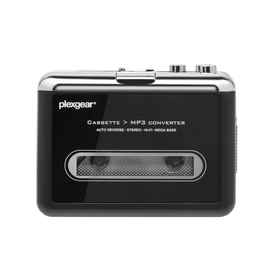Plexgear Soundsaver Freestyle Kassett til MP3
