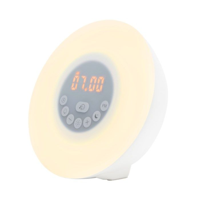 Rubicson Wake-up light Väckarklocka