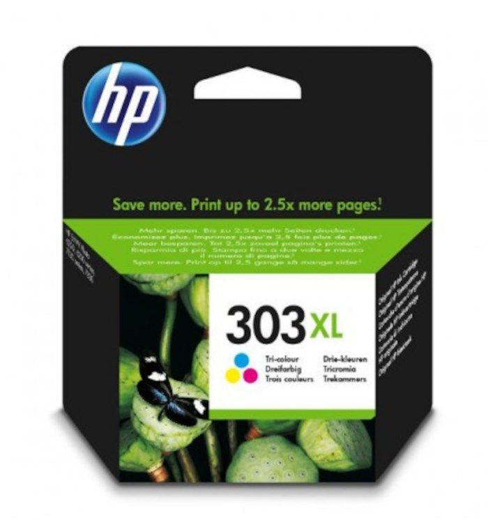 HP 303XL Bläckpatron Flera färger