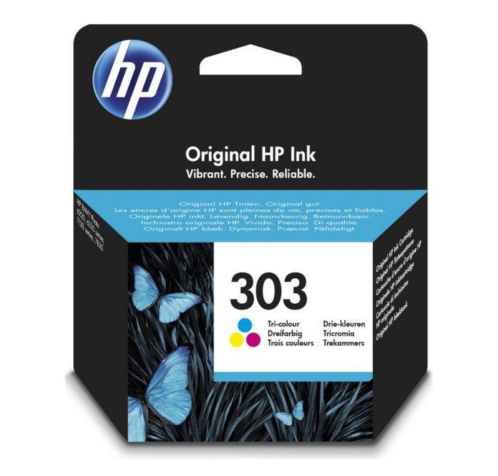 HP 303 Bläckpatron Flera färger
