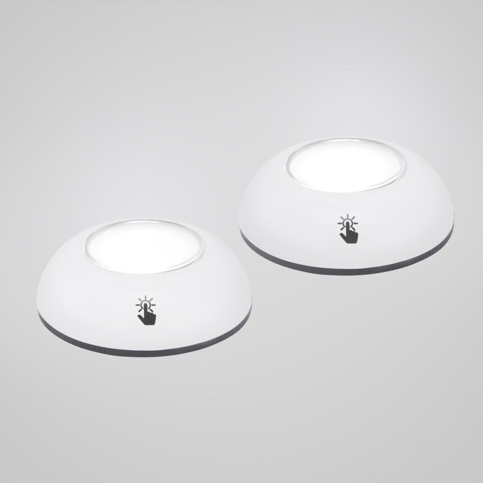 Ledsavers Touch LED-spot 2-pack