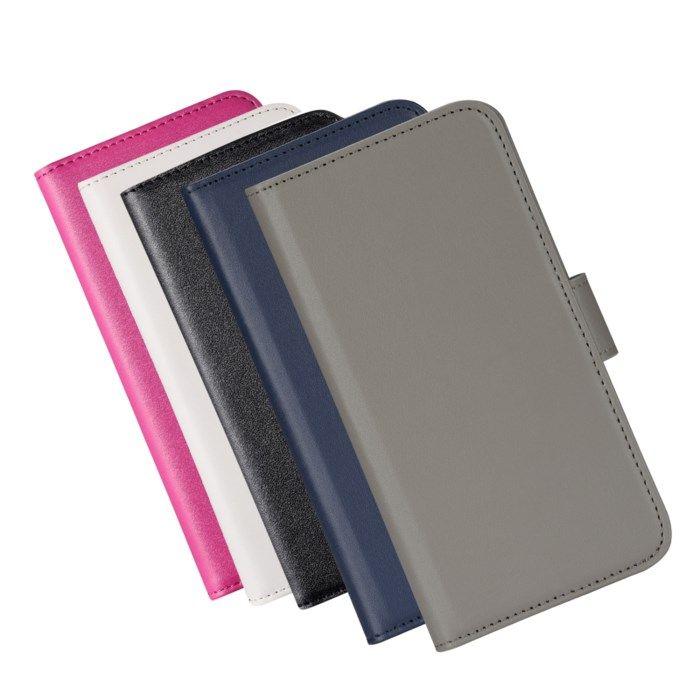 Linocell Mobilplånbok för iPhone X och Xs Svart