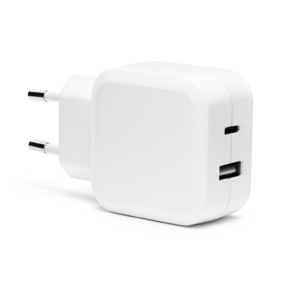 Ny Billaddare USB C 15 W PD med USB C | MacBook | iPad | Snabbladdning