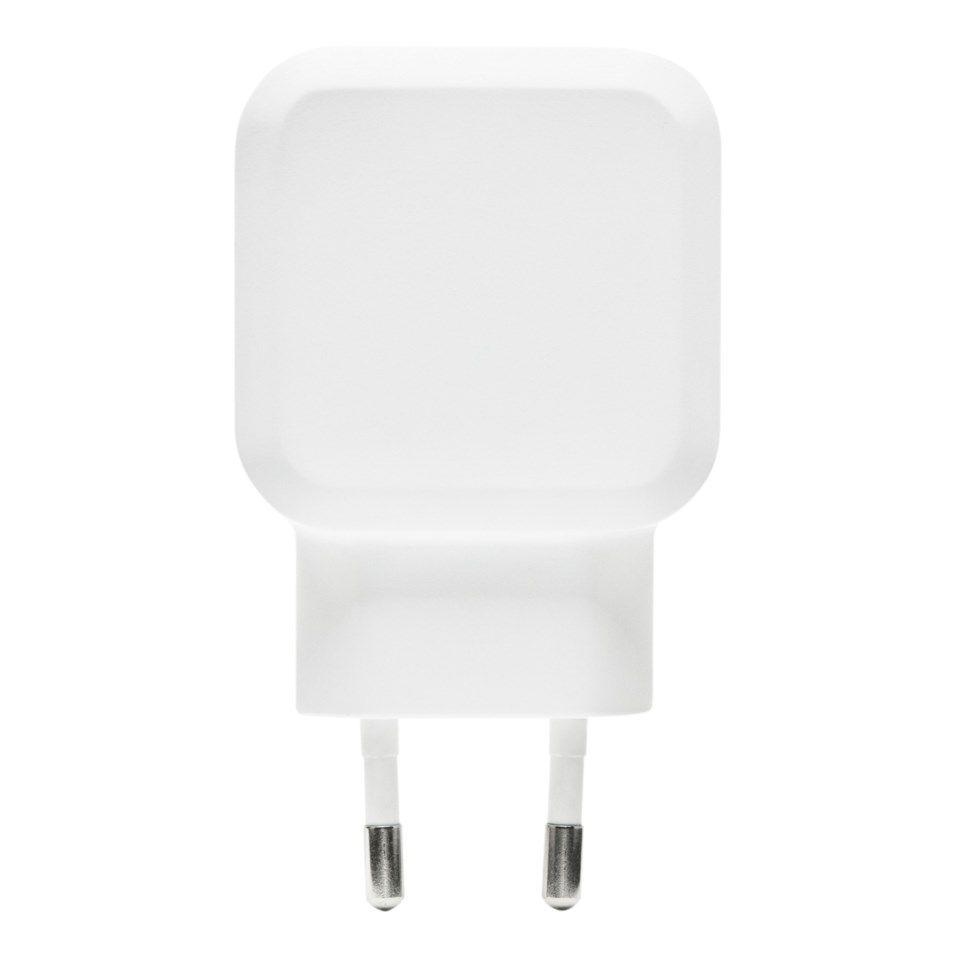 Linocell USB laddare med USB C och A port 5,4 A