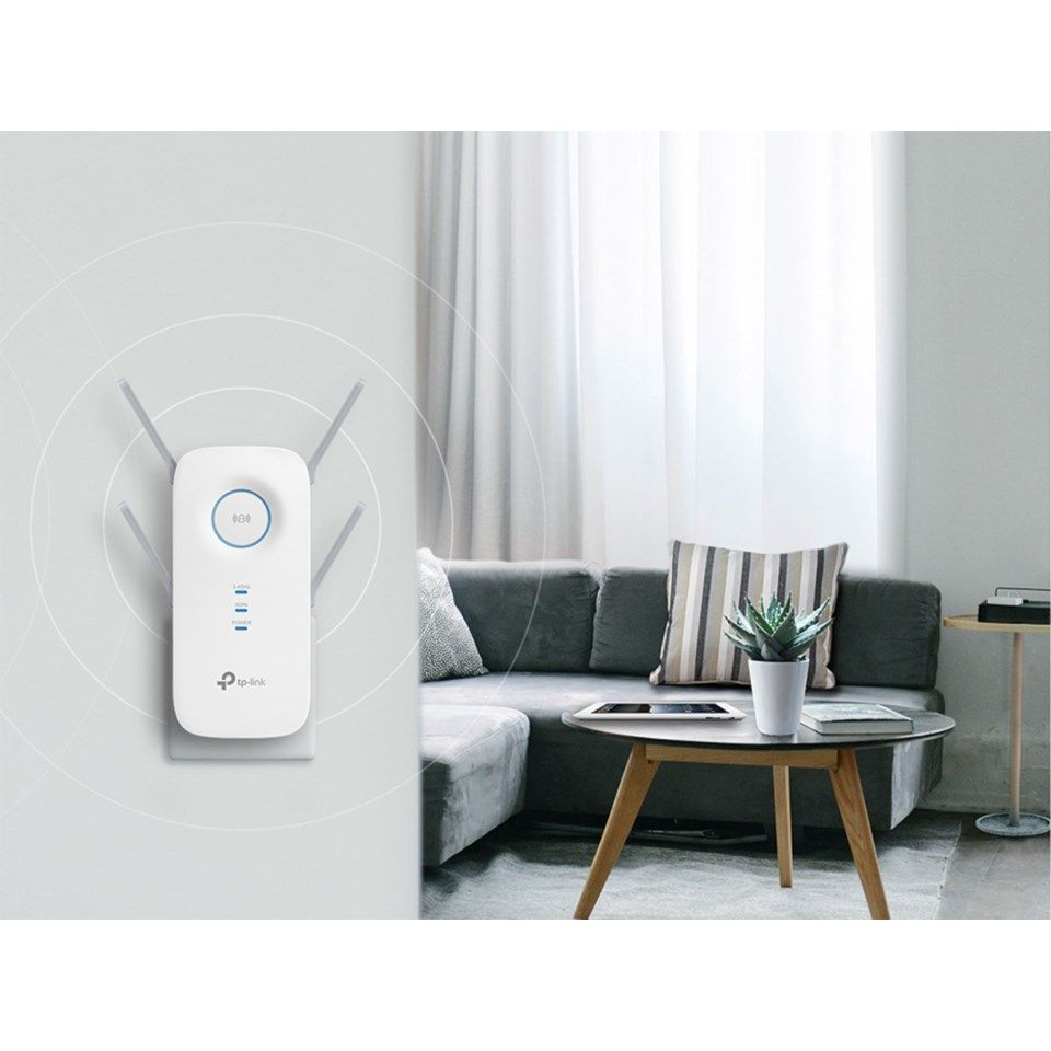 TP-link RE650 Wifi-repeater AC2600
