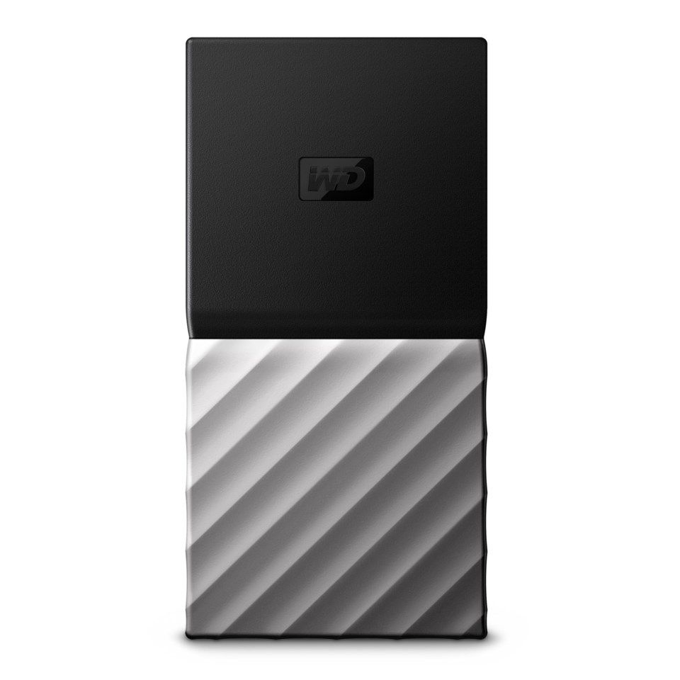 WD My Passport SSD Ekstern SSD-disk 256 GB