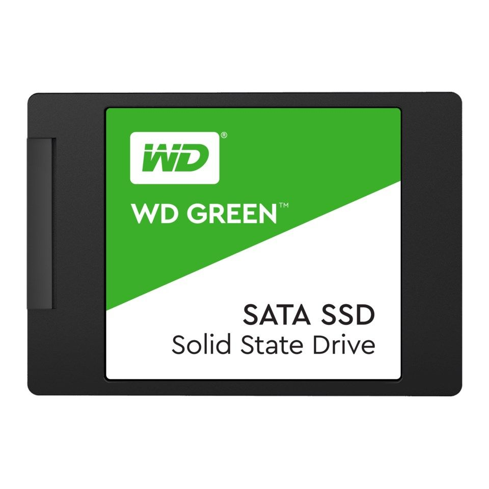 WD Green SSD-disk 240 GB